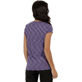 Regatta Hyperdimension - T-shirt manches courtes Femme - violet